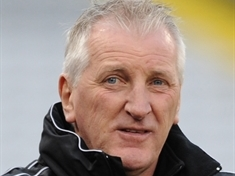 Ronnie Moore: keep up the good work
