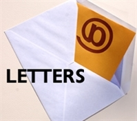 Letter: Stop being selfish and think of others