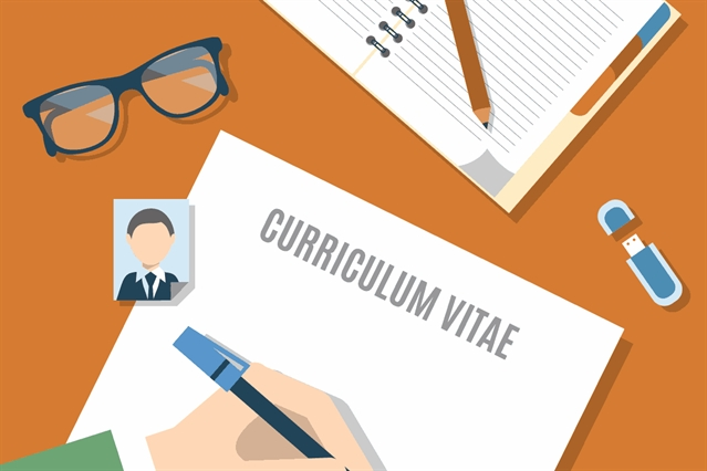 Top CV tips when looking for work