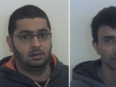 Drivers jailed over race which killed OAP
