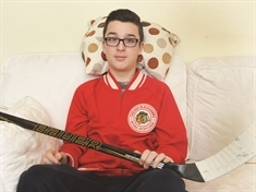 Injured junior ice hockey player left waiting two hours for ambulance