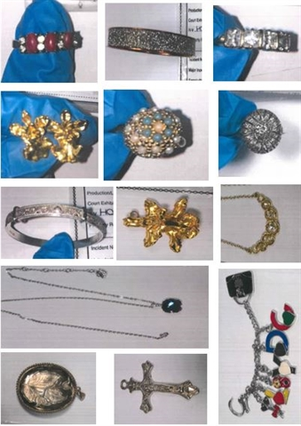 Do you recognise this stolen jewellery?