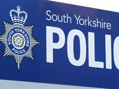 Motorcyclist taken to hospital after crash