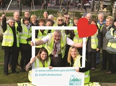 Show your love for Rotherham, new clean-up campaign urges