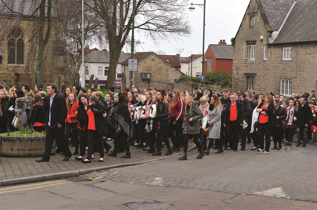 Hundreds turn out for funeral of Dinnington murder victim Leonne Weeks