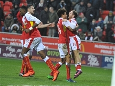 MATCH REPORT: Rotherham United fall to late equaliser against Blackburn Rovers
