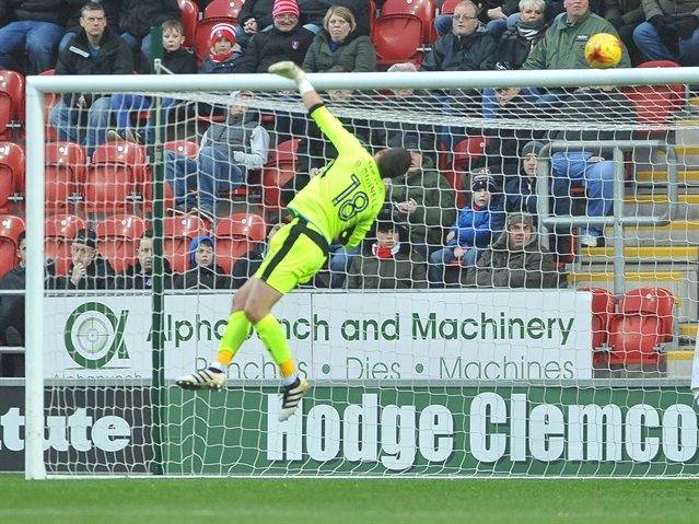VIDEO: Goalkeeper Richard O'Donnell following Blackburn draw