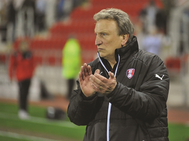 Warnock grateful for time with Millers