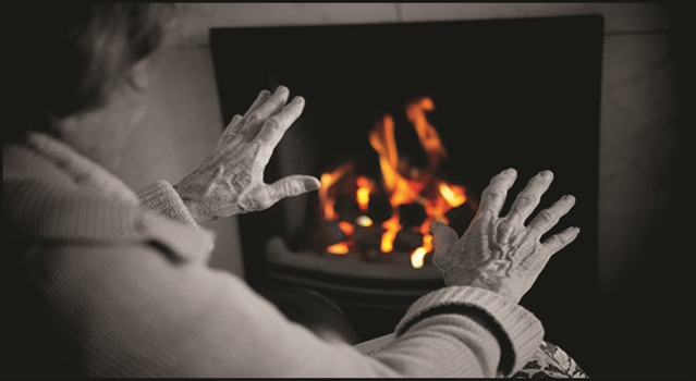 POLL: DO you have to think twice before putting on the heating in your home?