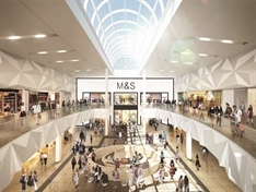 £60 million revamp of Meadowhall nears completion