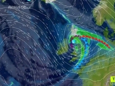 Forecasters: 'Widespread travel disruption likely' as Storm Doris approaches