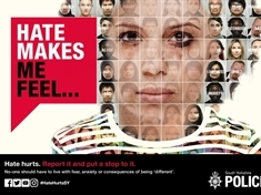 Campaign highlights impact of hate crime