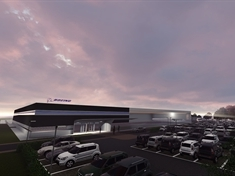 Boeing announces plans for £20 million factory in Catcliffe