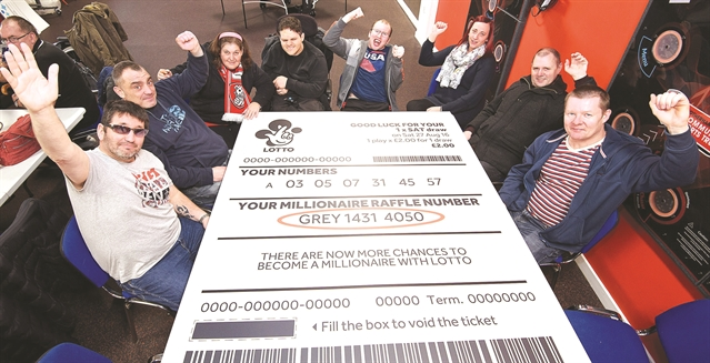 Good causes to benefit from unclaimed Lottery win