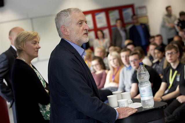 LETTER: Labour does not reflect workers' values