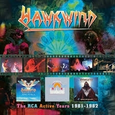 CD Review: Hawkwind - The RCA Years 1981-1982