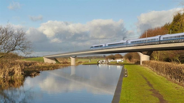 No idea how many businesses will be affected by HS2 route, company admits