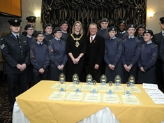 VIDEO: Rotherham Air Cadets march to national success