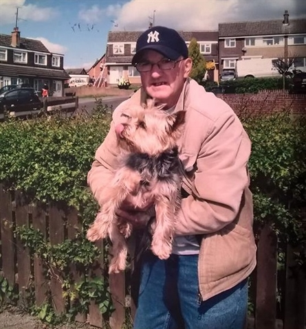 Fears mount for safety of missing pensioner Barry Jones