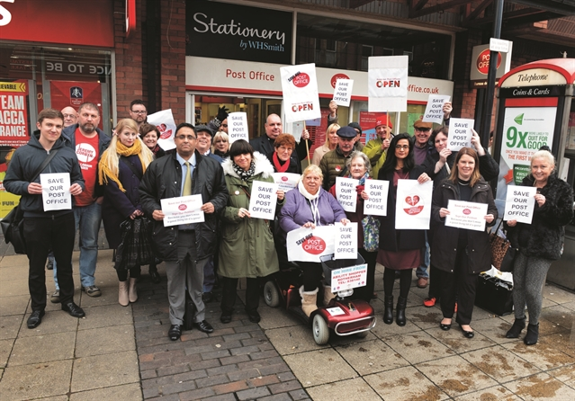 "'Please back save Rotherham post office"" campaign plea to councillors"