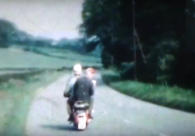 VIDEO: The Saints Lambretta Club hits the road in Whiston