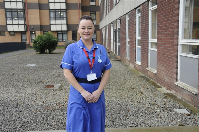 Friendly Rotherham Hospital is a great place to work, says nurse Laurie