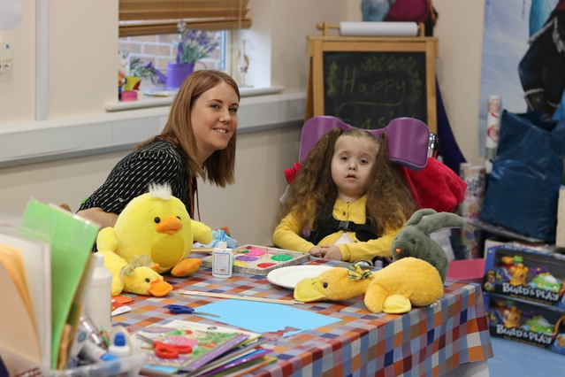 A crafty Easter in store for Bluebell Wood children
