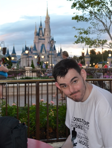 Tributes paid to Disney fanatic Ben (27)