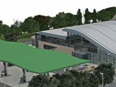 New plans revealed for motorway services at Catcliffe