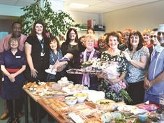 "Sixty years NHS service for ""one in a million"" retiring Rita"