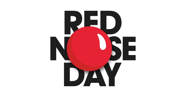 Planning to don your Red Nose this weekend?