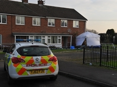 Three charged with murder after man's death