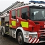 Three arson attacks on the same street