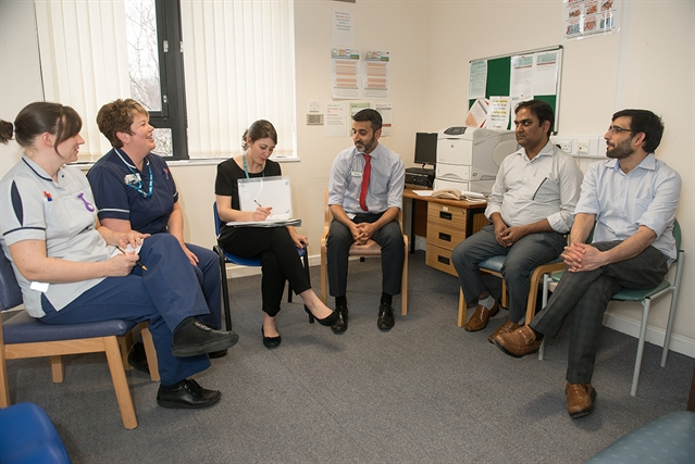 Rotherham Hospital wins award nomination for children's services