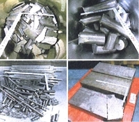Have you seen stolen metal for sale?