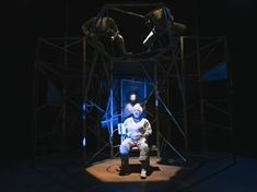 THEATRE REVIEW: 'The Machine' stops - but the entertainment doesn't