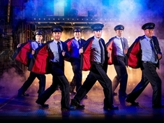 THEATRE: Full Monty returns to bare all