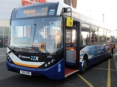 Bus fares increase from this weekend
