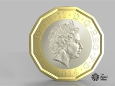 New £1 coin - 'the most secure in the world' - comes into circulation