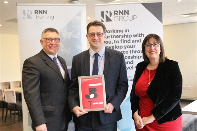 Rotherham College group becomes chamber of commerce patron