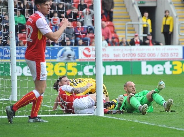 Newell wants to make Rotherham United fans smile again