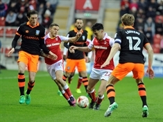 MATCH REPORT: Wednesday too strong for relegated Rotherham