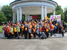 March shows pride in Rotherham's volunteers