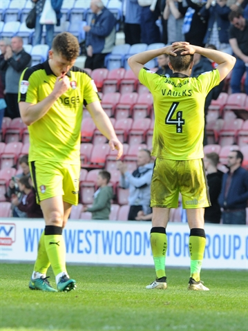PLAYER RATINGS: Marks out of ten following Wigan defeat