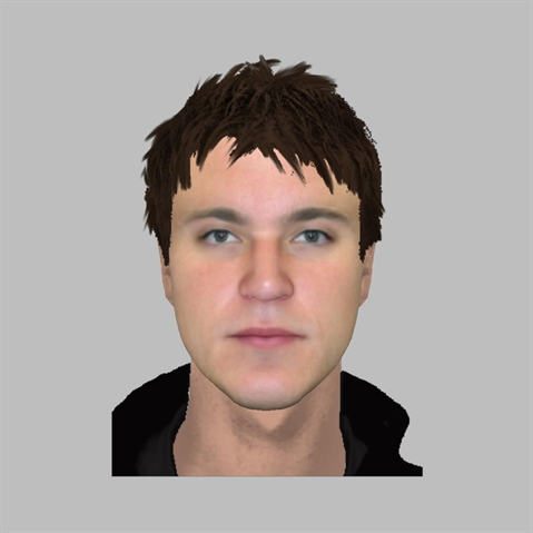 E-fit appeal after man tried to burgle home of pensioner