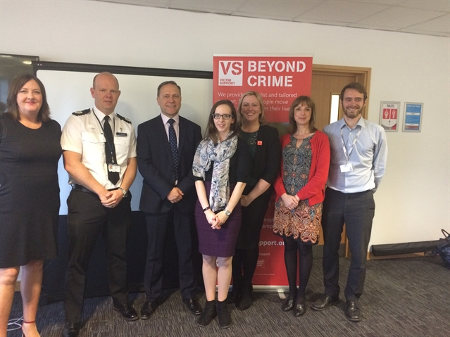 Charity to aid crime victim recovery across South Yorkshire