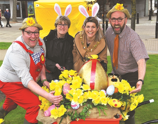 PHOTO GALLERY: Easter fun in Rotherham