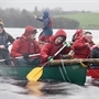 Hilltop School pupils' adventure on the water