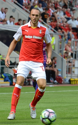 Rotherham United career looks over for Thorpe