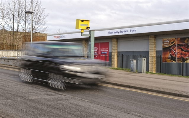Stricter speeding fines come into force